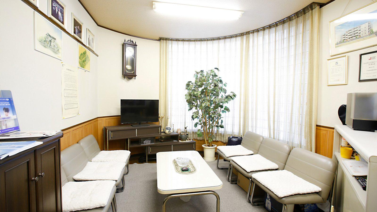 千代田住宅(株)事務所